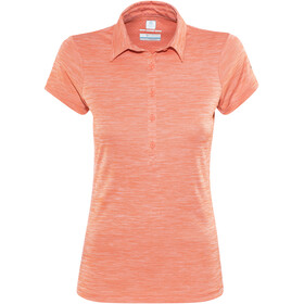 Columbia Zero Rules II - T-shirt manches courtes Femme - orange